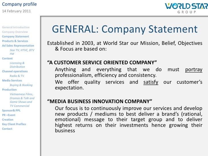 World star agency Slide 3