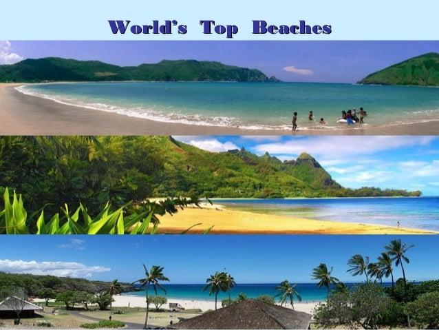 1 World's Top BeachesWorld's Top Beaches