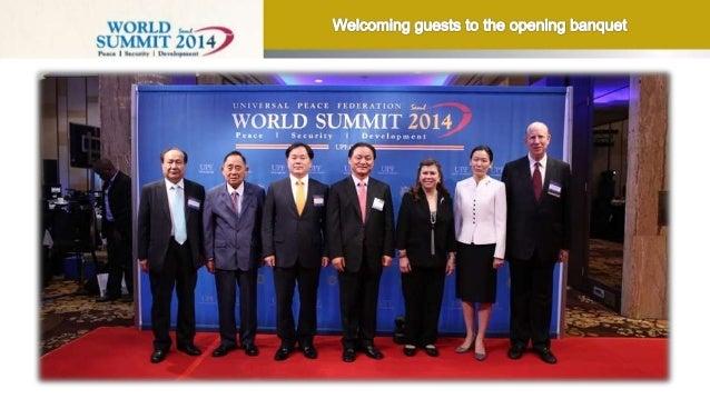 World Summit 2014 Slide 3