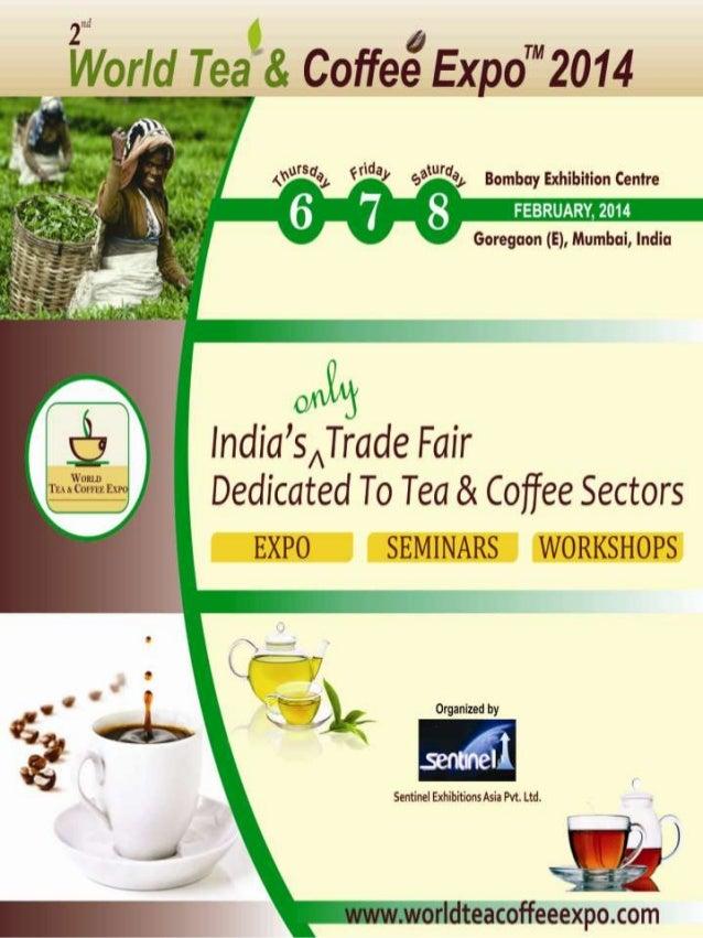 World Tea and Coffee Expo 2014