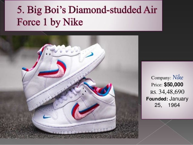 World top 10 costly footwear brands
