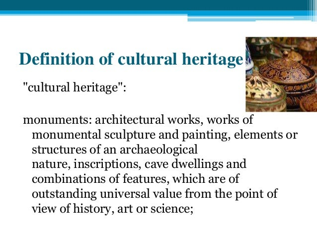 What is Heritage Tourism?
