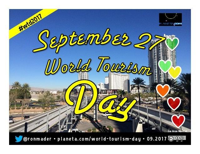 Las Vegas Monorail @ronmader • planeta.com/world-tourism-day • 08.2017