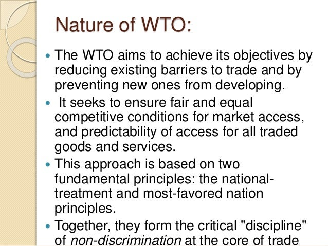 an analysis of the dispute settlement mechanism of the world trade organisation My predecessors have extolled the high-quality results and the remarkable  efficiency of the wto dispute settlement system i echo their sentiments, as have .