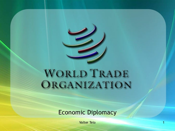 Economic Diplomacy      Valter Telo    1