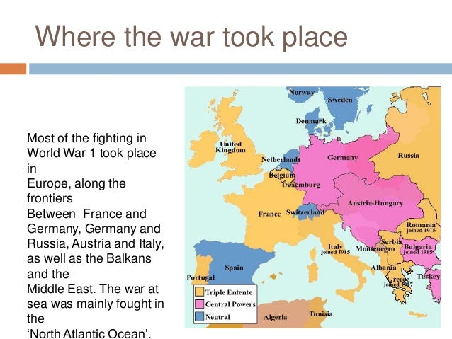 World war 1 for grade 7 8 and 9 20 where the war gumiabroncs Image collections