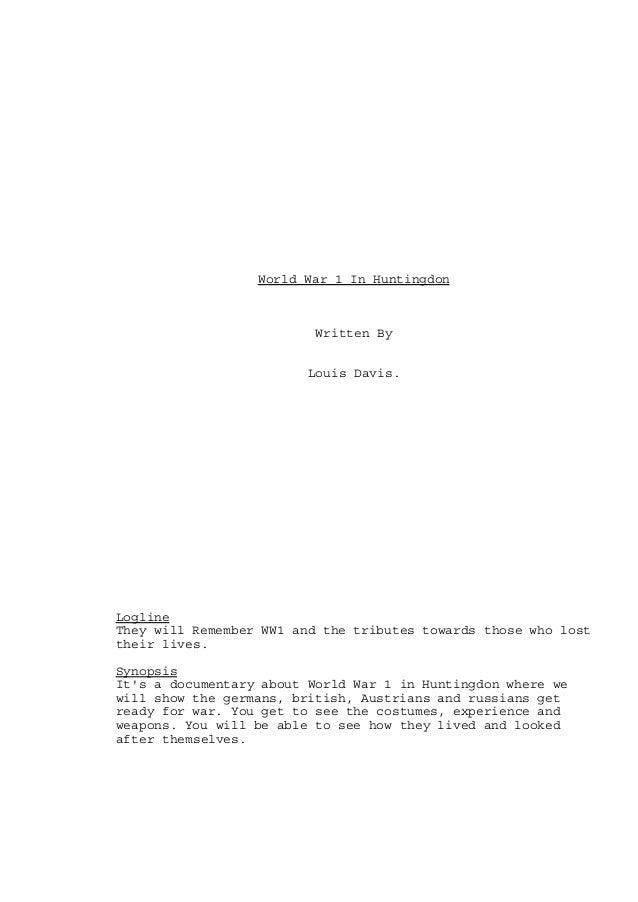 dbq essay on ww1