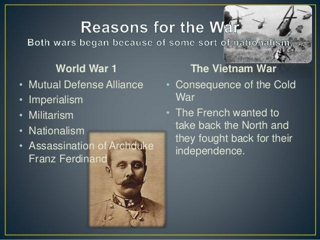 world war 1 vs world war 2 essay