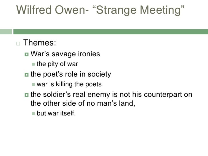 the importance of siegfried sassoon Suicide in the trenches i knew a simple soldier boy siegfried sassoon another important aspect sassoon remembers in verse 6 is the lack of rum.