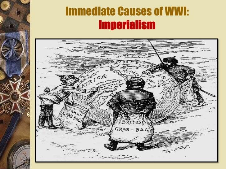 World war one imperialism essay