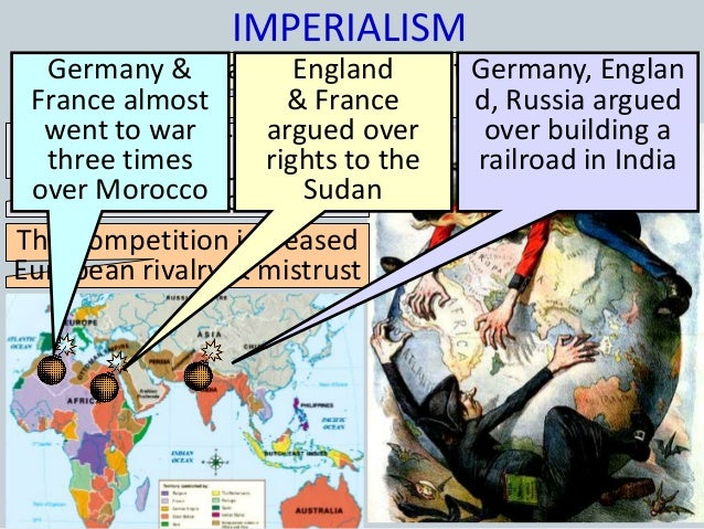 World war i causes