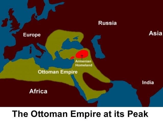 The Ottoman Empire by WW I