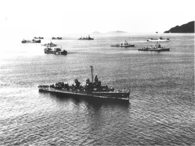 The USA was able to use convoy systems and mines in the North Sea to fight back against the submarine warfare initiated by...
