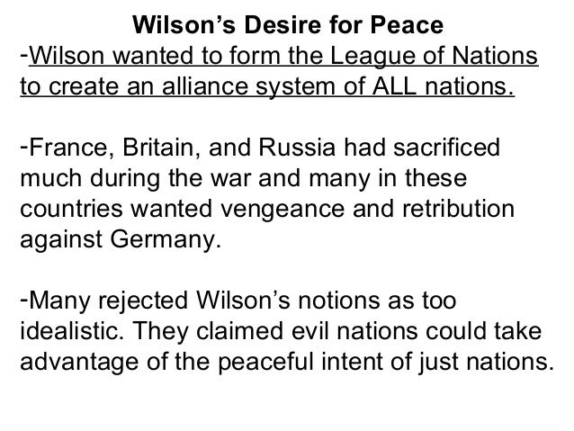 Many claimed the League of Nations was too weak and could never truly prevent war.
