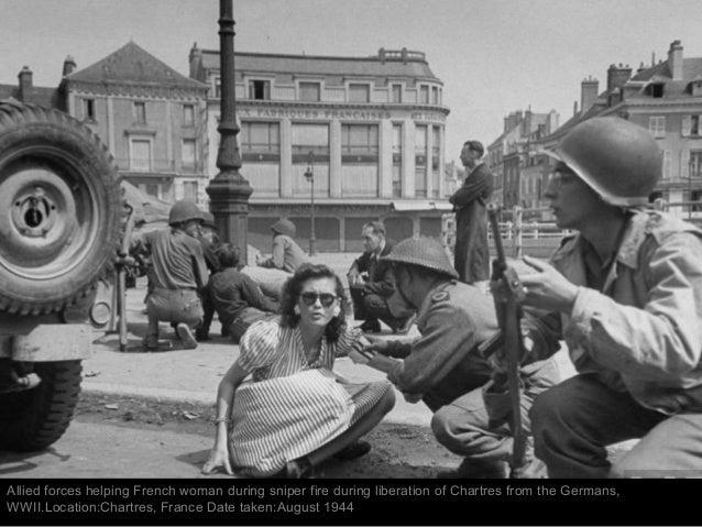 world war ii photographers essay