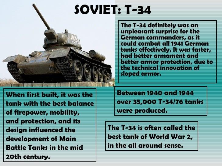 WW2 Tanks & Planes