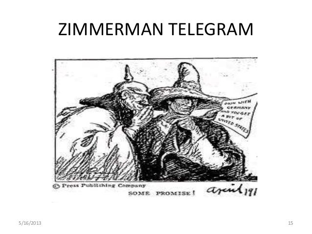 zimmerman telegram In 1958, the famous historian barbara tuchman wrote a book all about the notorious zimmermann note of world war i it has remained, until now, the key book on a fascinating and important facet of the war not anymore the zimmermann telegram: intelligence, diplomacy, and america's entry into world.