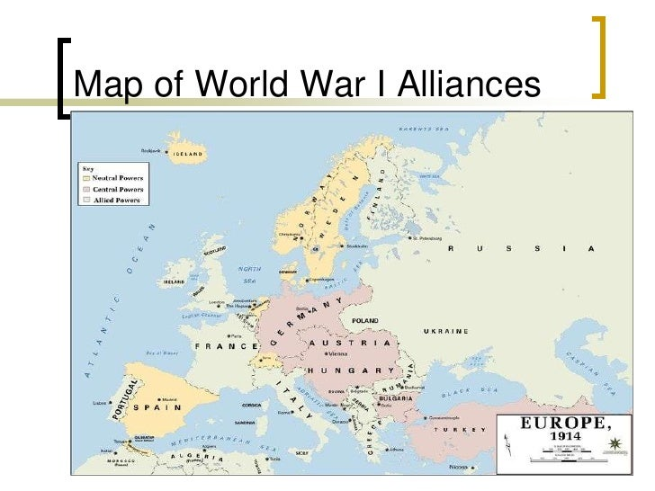 World War One Lecture PP