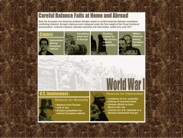 "The Great War: World War I The War to End All Wars ""The lamps have gone out all over Europe and we shall not see them     ..."
