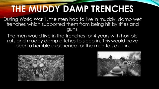 World war one presentation