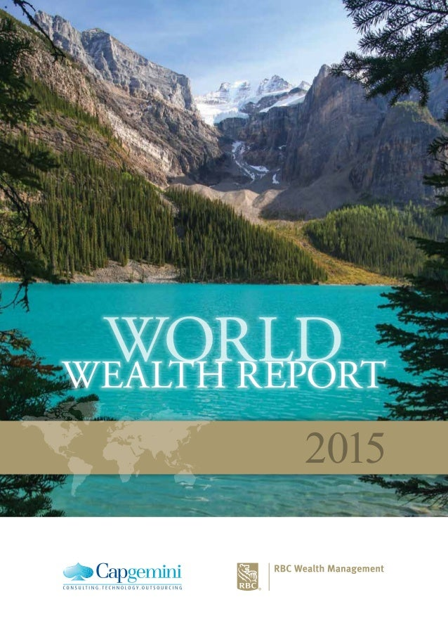 WORLDWEALTH REPORT 2015
