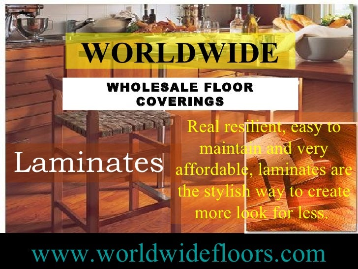 Good ... WORLDWIDE WHOLESALE FLOOR COVERINGS; 6.