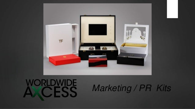 Marketing / PR Kits