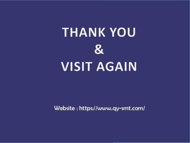 Website : https://www.qy-smt.com/