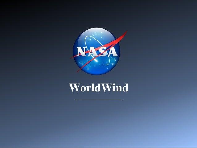 NASA WorldWind Fed-State-Quarterly
