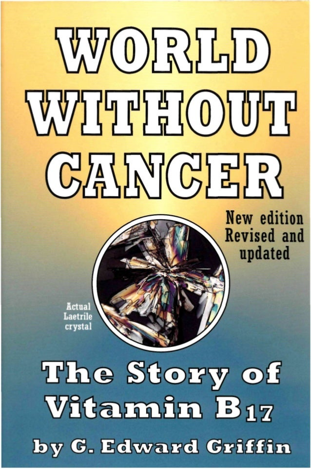 With billions of dollars spent eachyear on research, with other billionstaken in on the sale of cancer-relateddrugs, and w...