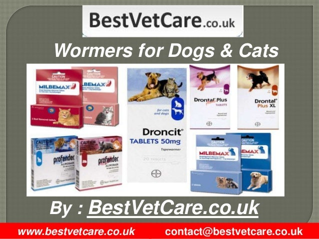 Wormers for Dogs and Cats