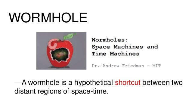 Can You Travel Back In Time Through A Wormhole