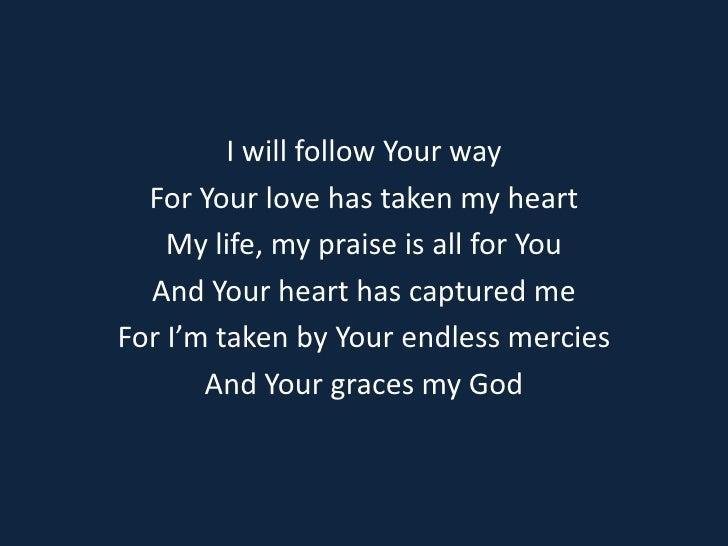 I live my love for you lyrics