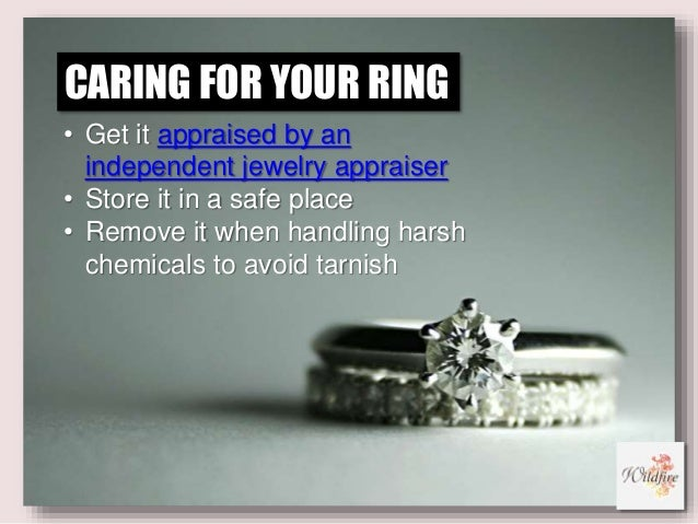 the 4 worst ways to clean your diamond rings