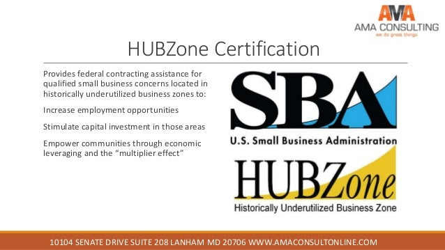 wosb and hubzone program overview