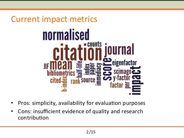 Towards Semantometrics: A New Semantic Similarity Based Measure for Assessing a Research Publication's Contribution Slide 2