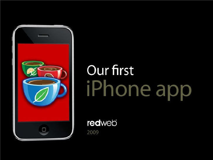 Wheel of Tea: our first iPhone app