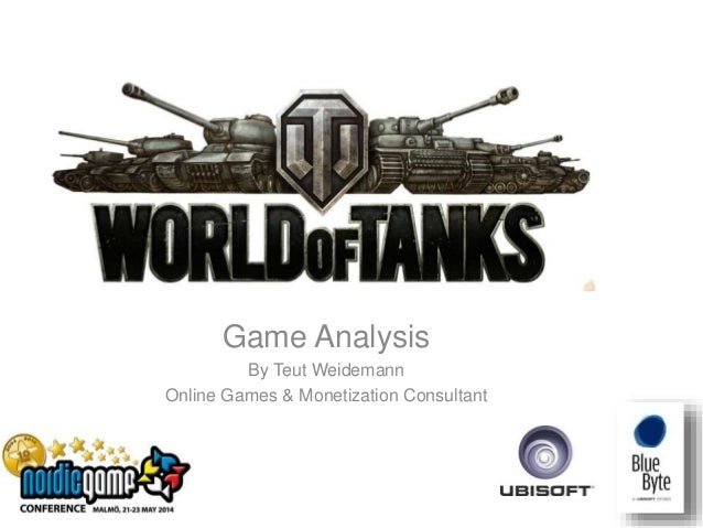 Game Analysis By Teut Weidemann Online Games & Monetization Consultant