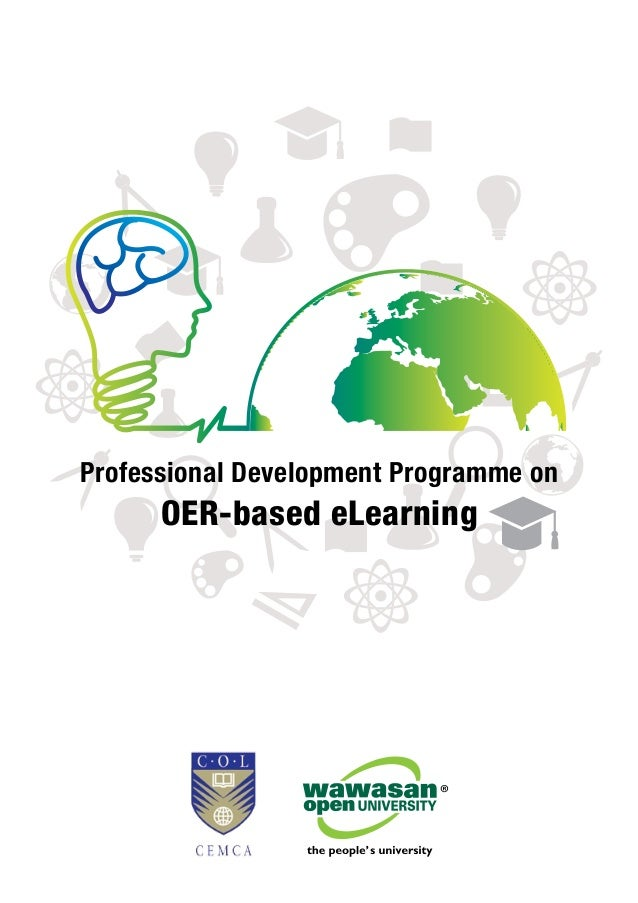 Professional Development Programme on  OER-based eLearning