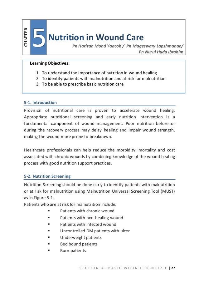 wound care manual 1st edition 2014 rh slideshare net Wound Care Policy and Procedure wound care guidelines 2017