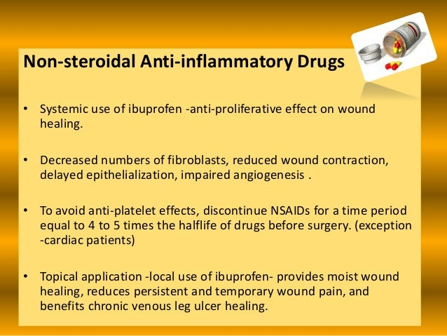 topical non-steroidal anti-inflammatory drugs a review of their use and toxicity