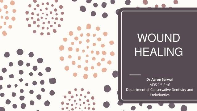 wound healing essay