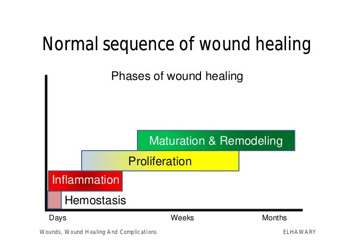 Wounds, Wound Healing And Complications