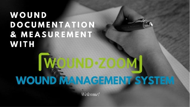 Wound Documentation & Measurement with WoundZoom