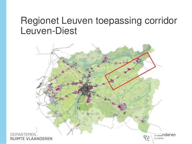 Impact van regionet op de inkomsten en uitgaven van gemeenten in de - Corridor ontwikkeling ...