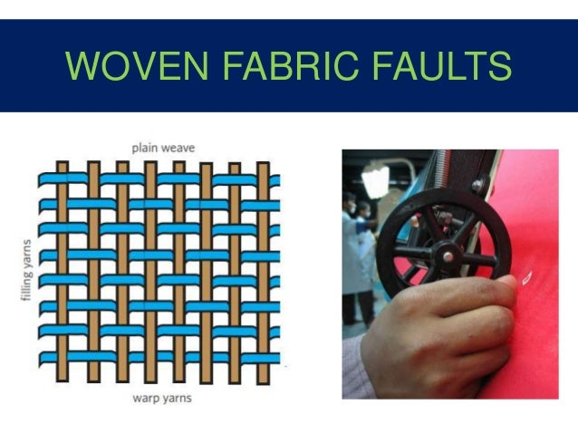 WOVEN FABRIC FAULTS