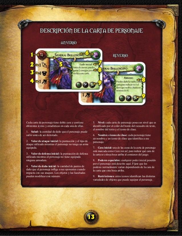 Juego De Mesa World Of Warcraft