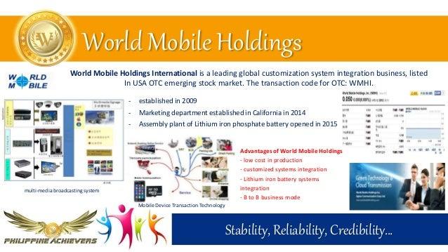 Wow eCoin Philippine Achievers Team PowerPoint Presentation
