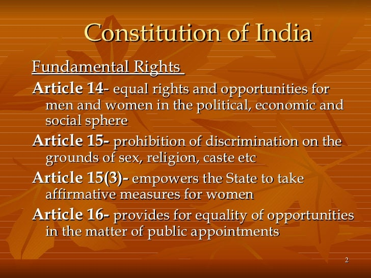 women rights in india Human rights status of women in indian society dr (ms) rekha singh mddm college abstract: the worth of a civilization can be judged by the place given to women in the society.