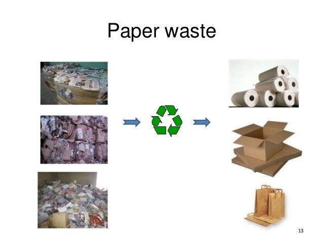 Waste newspaper business plan
